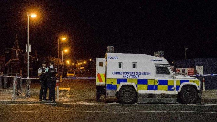 Casa fostului lider al Sinn Fein, Gerry Adams, a fost atacată cu o bombă
