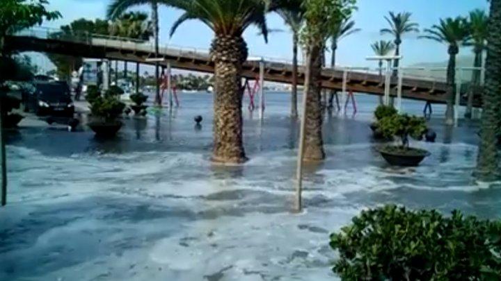 INUNDAŢII MASIVE pe insula Mallorca. Numărul celor decedați a ajuns la zece