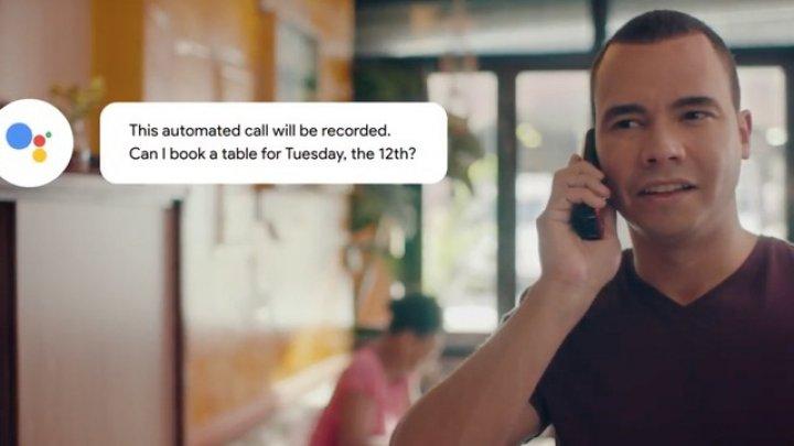 Google Duplex va schimba industria call center. Ar putea creşte şi numărul de escrocherii telefonice