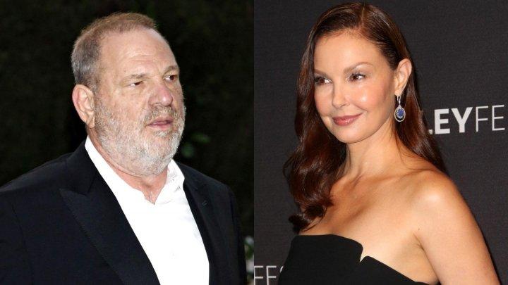 """Avocaţii lui Harvey Weinstein: Ashley Judd a încheiat """"o înţelegere"""" sexuală cu fostul producător"""