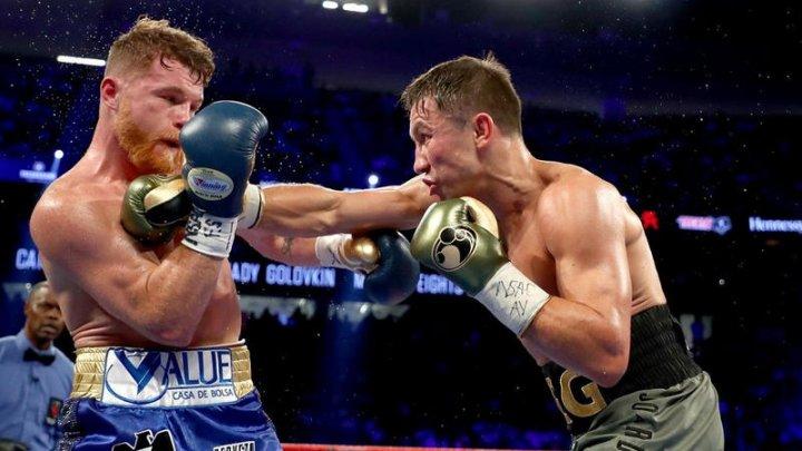 Duel la distanţă! Alvarez şi Golovkin au început promovarea luptei de la Las Vegas
