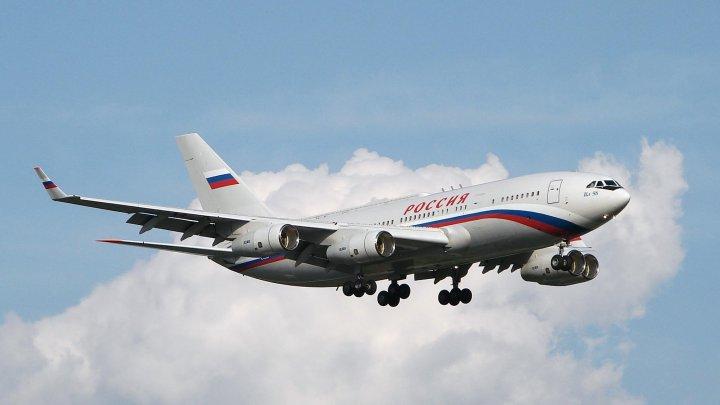 NYT: Avionul lui Putin ar fi intrat ilegal în spaţiu NATO de deasupra Mării Baltice