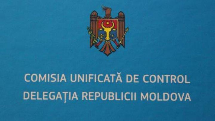 Delegația Republicii Moldova în Comisia Unificată de Control  a fost suplinită cu un nou expert