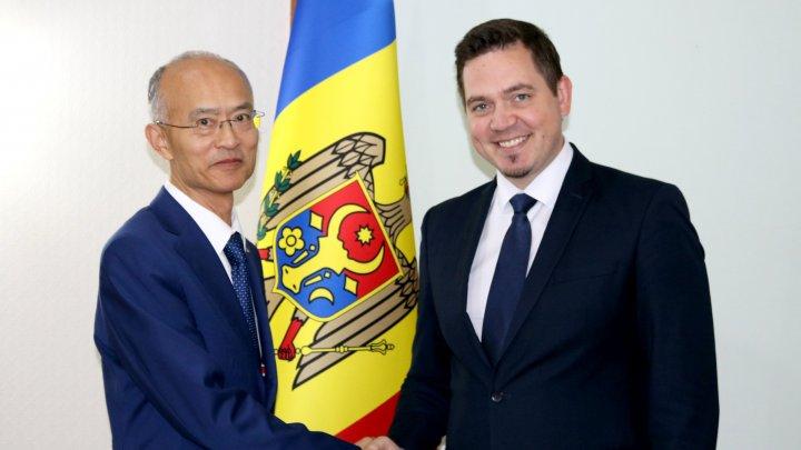 Republica Moldova este interesată în aprofundarea relațiilor bilaterale cu China