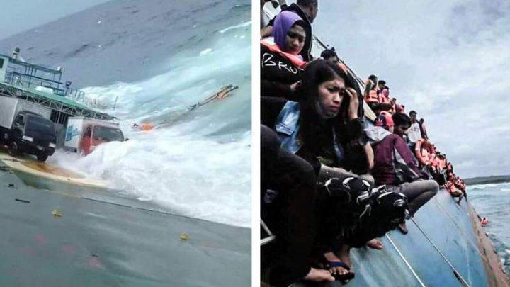 Încă un feribot s-a scufundat în Indonezia: 31 de oameni au murit