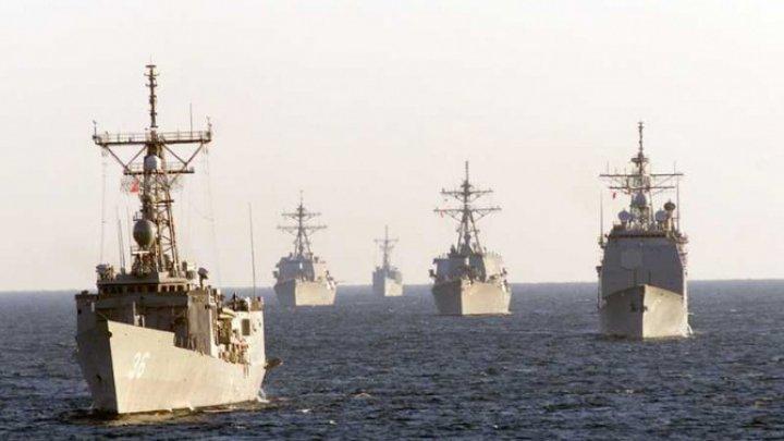 Pentru prima dată, în Marea Neagră au avut loc exerciţii militare româno-franceze. Care a fost scopul acestora