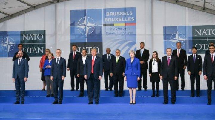 PREMIERĂ ISTORICĂ: NATO cere Rusiei să își retragă trupele staționate ilegal în Republica Moldova