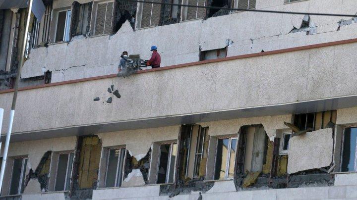 Cutremur de magnitudinea 5,9 în vestul Iranului. Cel puţin 287 de persoane rănite