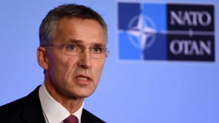 Stoltenberg: Talibanii trebuie să participe la procesul de pace din Afganistan
