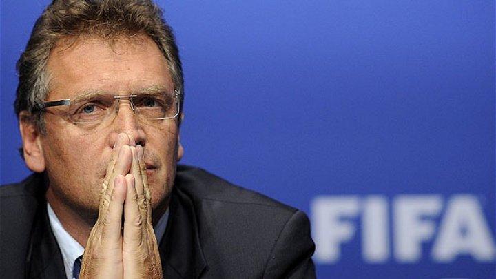 TAS a respins apelul lui Jerome Valcke, fostul secretar general al FIFA, la suspendarea de 10 ani