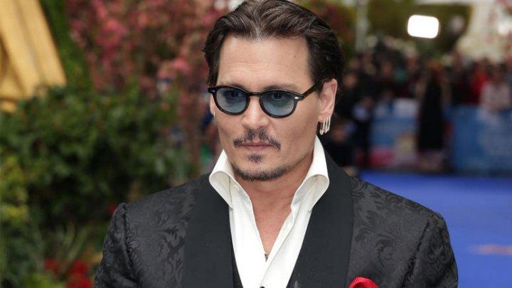 Actorul Johnny Depp a fost dat în judecată pentru o bătaie pe platourile de filmare