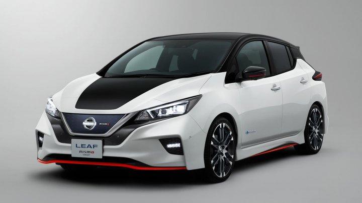 Japonezii au anunțat lansarea lui Leaf Nismo, o versiune sportivă a celui mai bine vândut model electric