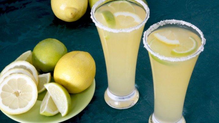 Bine de știut! Cum prepari limonada perfectă pentru zilele călduroase
