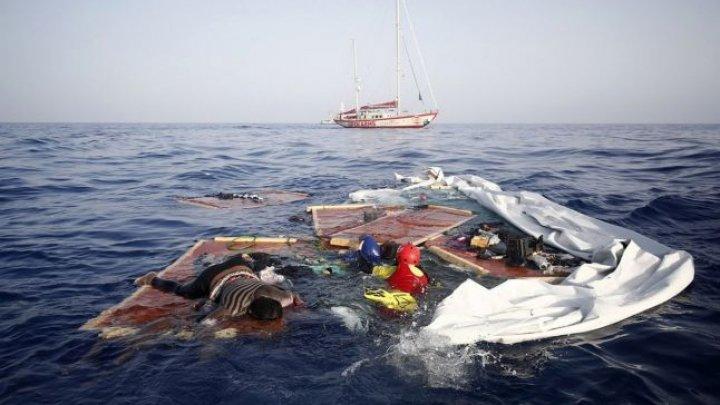 Un ONG acuză Paza de Coastă a Libiei că abandonează imigranţi pe mare