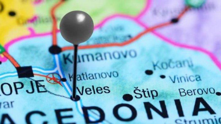 Stoltenberg: Macedonia va putea adera la NATO după ce va implementa acordul privind numele său