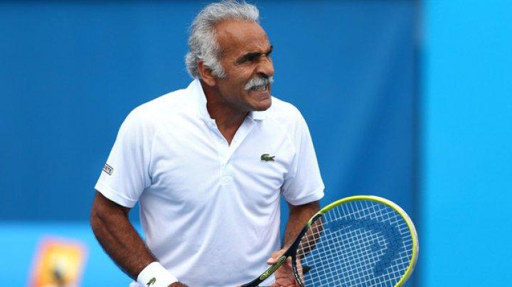Mansour Bahrami a oferit un nou spectacol pe terenul de tenis (VIDEO)