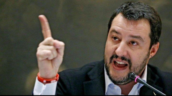 DECLARAŢIE CONTROVERSATĂ: Ce a spus vicepremierul italian, Matteo Salvini despre anexarea Crimeei de către Rusia