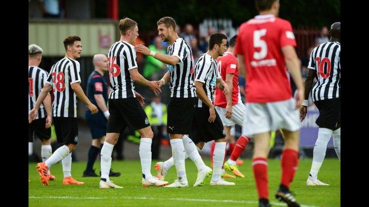 Care este principalul obiectiv al echipei de fotbal Newcastle United