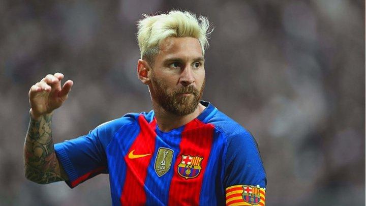 Lionel Messi, Gerard Pique, Jordi Alba şi Sergio Busquets au revenit la antrenamentele Barcelonei