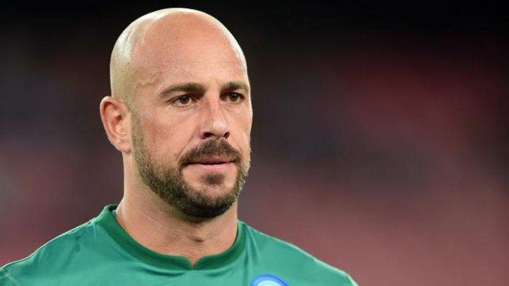 Transferuri pe bandă rulantă din Europa. AC Milan i-a achiziţionat pe Ivan Strinic şi Pepe Reina