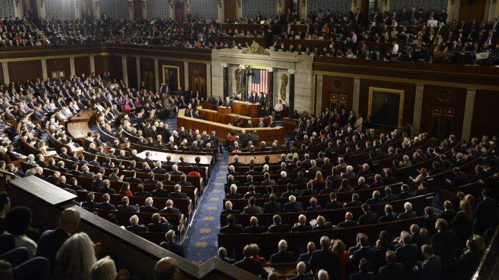 Congresul SUA a aprobat rezoluția prin care reafirmă sprijinul pentru Republica Moldova, Ucraina și Georgia