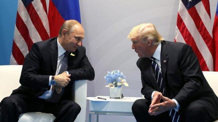 Concurent sau duşman. Ce părere are Donald Trump despre Putin înaintea întâlnirii acestora de la Helsinki