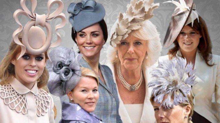 TREBUIE SĂ ŞTII! De ce doamnele familiei regale britanice poartă pălării