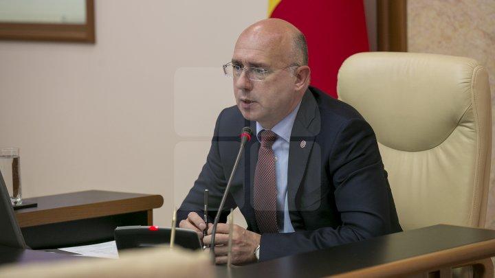 Pavel Filip: De astăzi, fermierii care au terenuri agricole după traseul Tiraspol-Camenca, au dreptul să îşi prelucreze pământurile