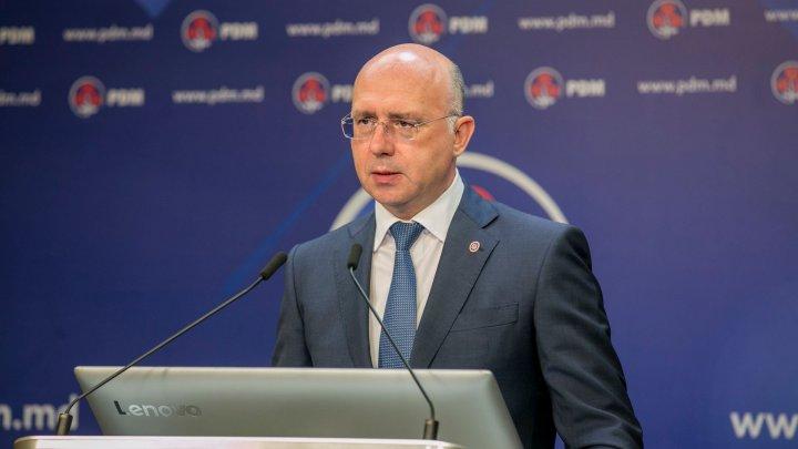 Filip: Guvernul a îndeplinit toate condiţiile pentru prima tranşă din acordul de macrofinanţare