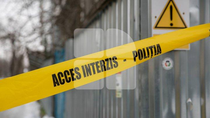 CRIMĂ ORIBILĂ în raionul Ungheni. Un bărbat a fost omorât în chinuri groaznice (DETALII ŞOCANTE)