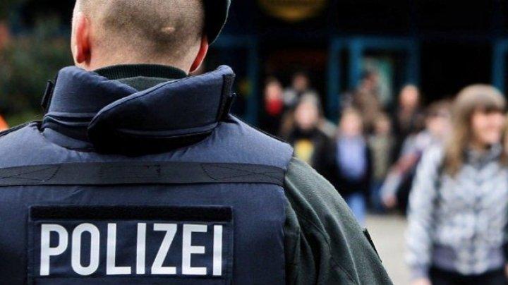 Atentat cu bombă biologică dejucat în Germania. O femeie a fost arestată