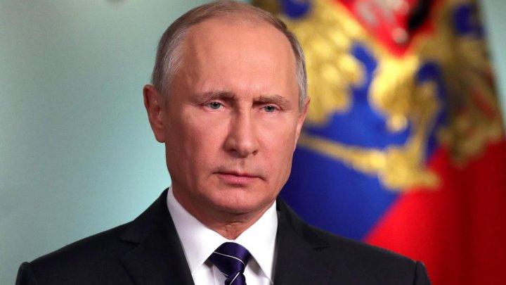 """Putin ameninţă cu o reacţie """"extrem de negativă"""" dacă Georgia şi Ucraina vor deveni membre NATO"""