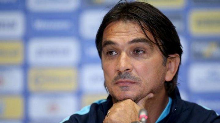 Cupa Mondială 2018: Zlatko Dalic: Felicit echipa Franţei, dar într-o finală nu se dă un astfel de penalty