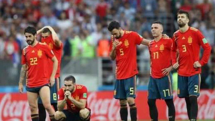 Bombă la CM 2018: Rusia a eliminat Spania la loviturile de departajare şi s-a calificat în sferturi