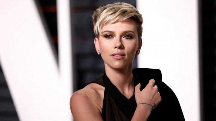 Actriţa Scarlett Johansson a refuzat rolul principal într-un film despre un transsexual