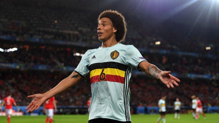 Belgianul Axel Witsel negociază cu clubul german Borussia Dortmund