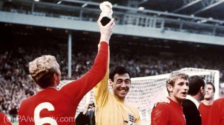 Cupa Mondială 2018: Gordon Banks a criticat indiferenţa Angliei faţă de campionii mondiali din 1966