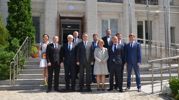 Serviciul Vamal din Moldova, Italia și Ucraina își intensifică colaborarea în domeniul administrării vamale