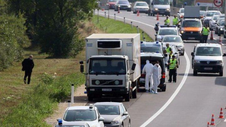 Cel puţin opt imigranţi, dintre care şase copii, au murit asfixiaţi într-un camion frigorific în Libia
