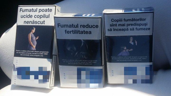 """Mesajele şi imaginile şocante de pe pachetele de ţigări nu îi sperie! Moldovenii au găsit """"soluţia"""""""