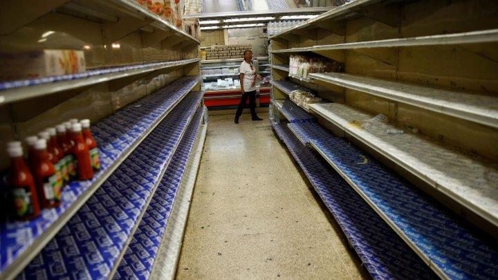 FMI: Inflaţia Venezuelei va creşte masiv şi va ajunge la 1.000.000% până la sfârşitul lui 2018