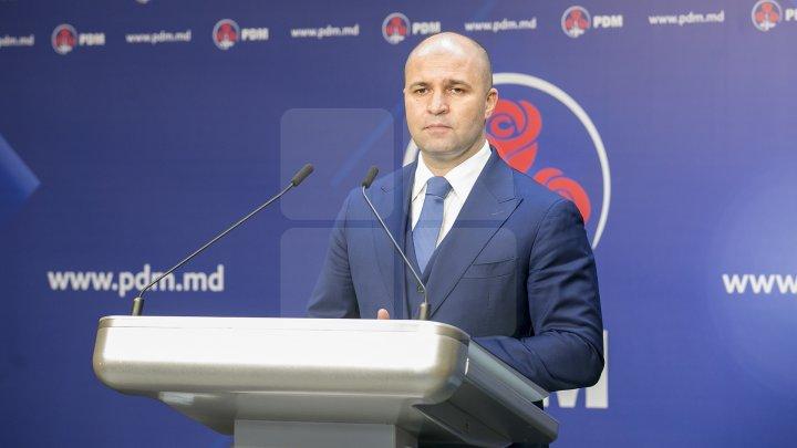 Владимир Чеботарь: Мы ожидаем, что число депутатов, вышедших из фракции ДПМ, увеличится