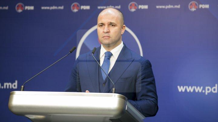 Vladimir Cebotari: Conducerea Parlamentului a blocat participarea deputatului PDM la ședința APCE
