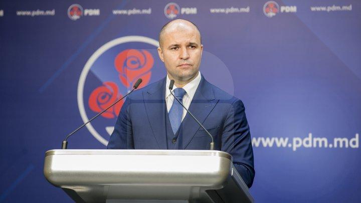 Vladimir Cebotari a depus documentele pentru intrarea în cursa electorală pentru Primăria Capitalei
