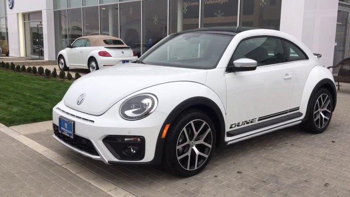 Volkswagen ar putea transforma Beetle într-un model 100% electric cu 4 uși
