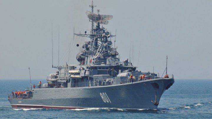 Rusia va întări Flota Mării Negre cu noi şase nave de război de diferite clase
