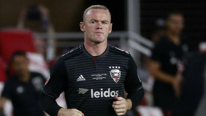 Wayne Rooney a debutat în forţă pentru DC United Washington în Major League Soccer