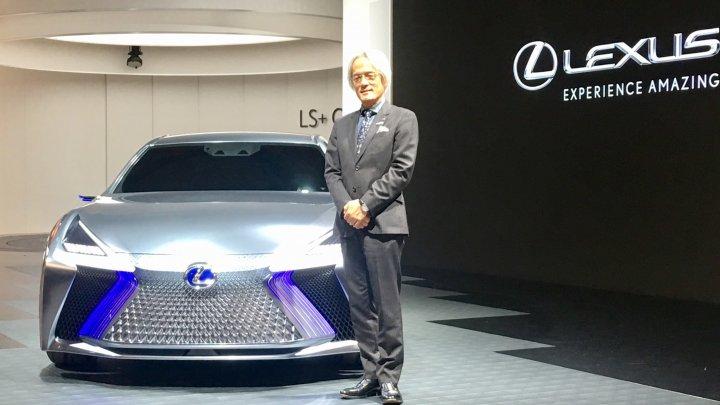 Şeful Lexus: Mașinile electrice nu sunt cea mai bună soluție la ora actuală