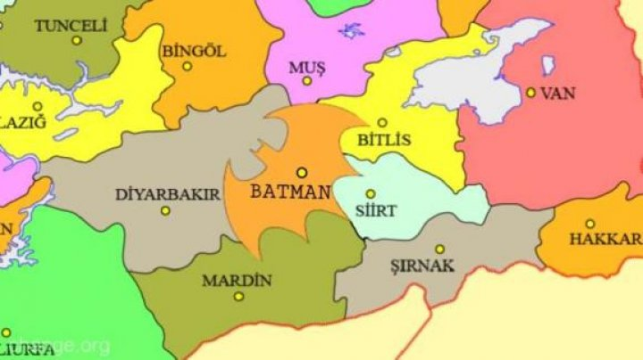 Turci cu UMOR. O provincie turcească cere redesenarea frontierelor. Află motivul neobișnuit