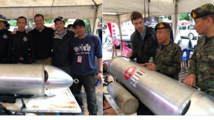 Ce se va întâmpla cu submarinul adus de Elon Musk în Thailanda pentru operațiunea de salvare